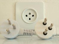 Строение электрической розетки